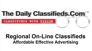 The Daily Classifieds - Nashville TN - Introduction Video