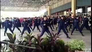 Jpj Pulau Pinang flashmob Goyang Dumang