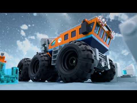LEGO® City: La Base Arctique d'Exploration Mobile LEGO City thumbnail