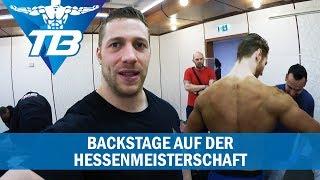 Backstage auf der Hessenmeisterschaft | VLOG