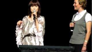 Sydney ANIMANIA 2011 【大谷 育江 ( Ikue Otani )】 Chopper Dubbing #1