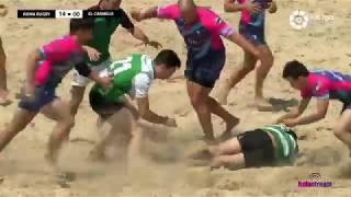 roma rugby vs el carmelo