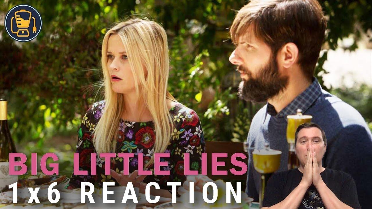 "Download Big Little Lies Reaction & Review | 1x6 ""Burning Love"""