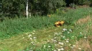 Dalmation Lawn & Care Spider Mini Rc Mower