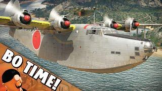 War Thunder - H8K2