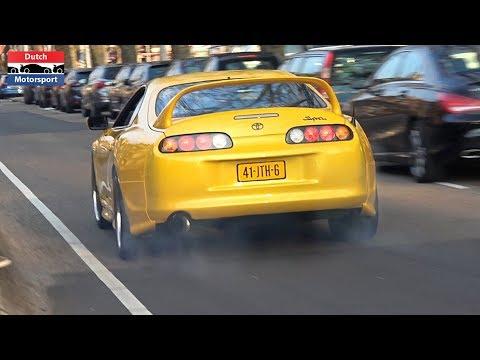 Toyota Supra Compilation