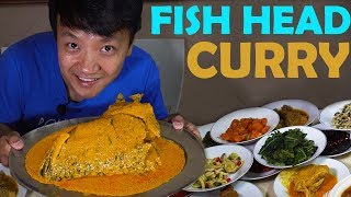 MIND BLOWING Butter LOBSTER & FISH HEAD Curry! SEAFOOD Tour of Jakarta Indonesia