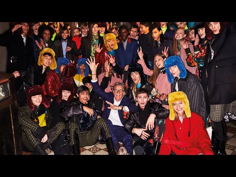Paul Smith | Autumn Winter 2019 Men's and Women's Show
