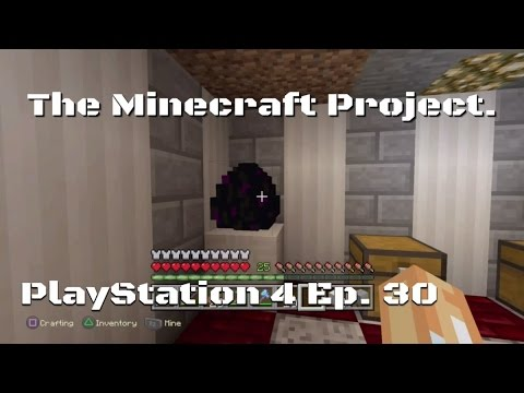 BUILDING THE TROPHY ROOM The Minecraft Project Ep 30