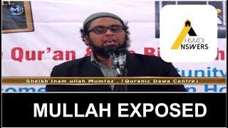 Violent Mullah Inamullah Mumtaz EXPOSED by Ahmadi Muslim (Qadiani)