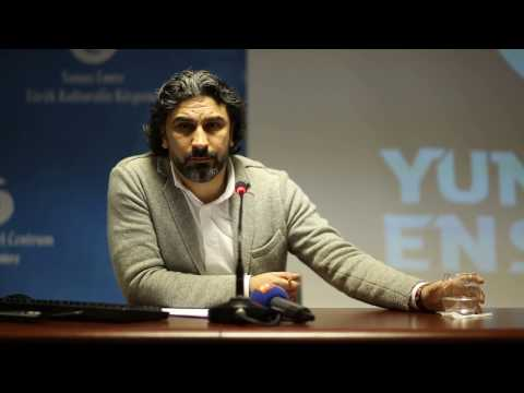 Arts&Culture Lecture Series: Young Turk Journalism in England by Assoc. Prof. Serkan Yazıcı Part2