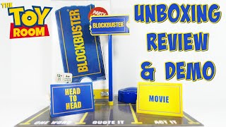 The Blockbuster Party Game Unboxing, Review, & Demo