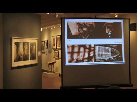 Sandi Haber Gallery Talk, October 5, 2013