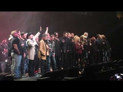 Randy Travis-Amazing Grace/Will The Circle Be Unbroken { Heroes & Friends Tribute to Randy Travis }