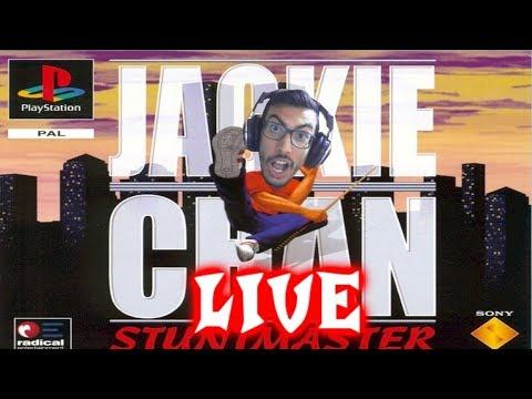 JACKIE CHAN - LIVE