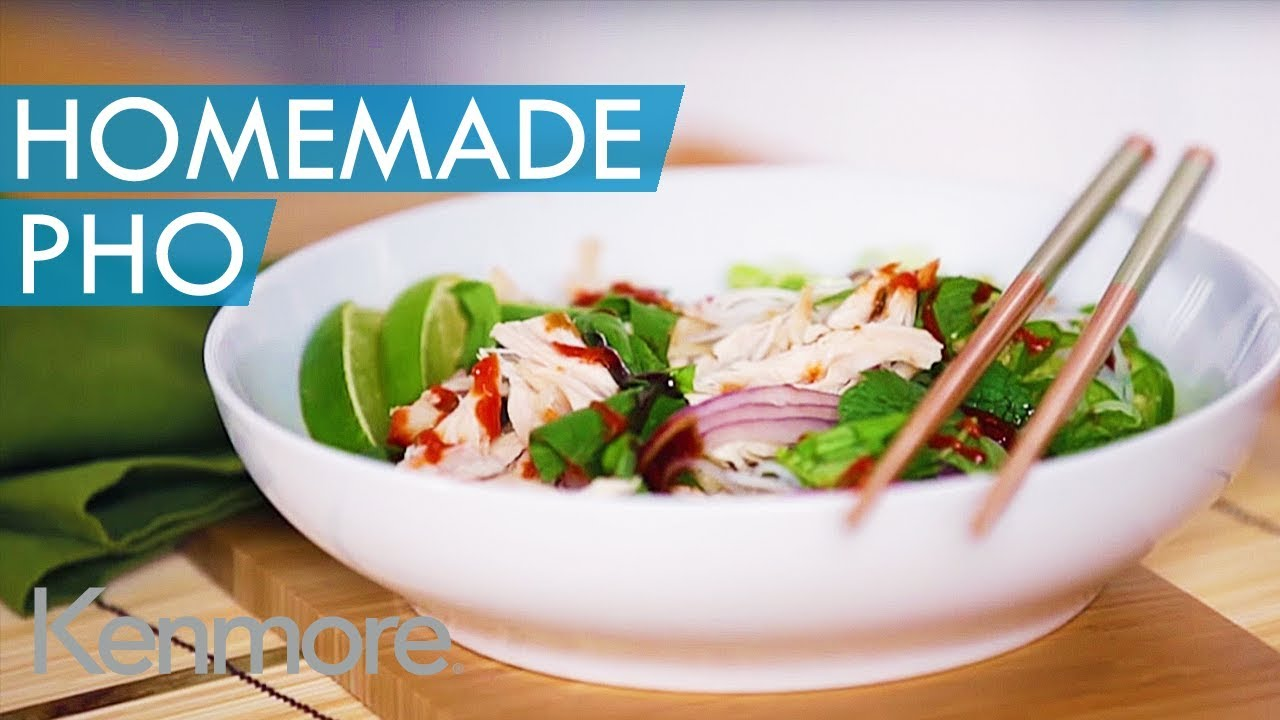 How to Make Pho at Home: Slow Cooker Pho Recipe | Kenmore