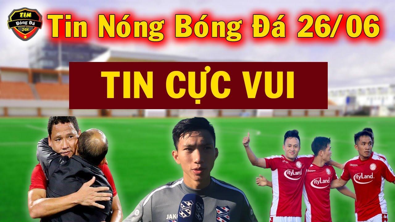 Tin Bóng Đá 08/07/2020: Tuyển Việt Nam Nhận Tin Cực Vui ...Thầy Park Có Thêm Lựa Chọn Cánh Trái