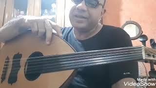 تعلم عزف اغنيه الحب كدا بسهوله وبساطه/تعليم عود/اسهل طريقه لتعليم العود للمبتدئيين/ تعليم عزف سماعى