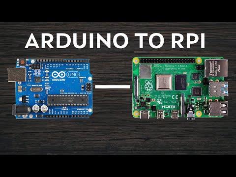 Arduino To Raspberry Pi Serial Communication