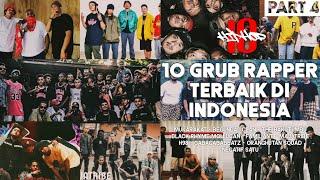 10 Grup Rap Terbaik di Indonesia   Part 4