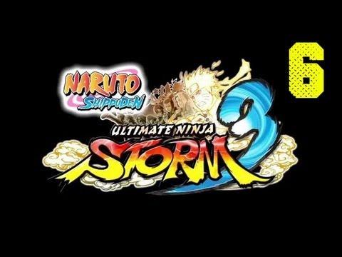 Naruto Shippuden Ultimate Ninja Storm 3 - Capítulo 6 - Equipo 7 Reunido 2/3 - Sasuke Vs Danzo