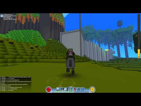 Trove Adventures - Abby and I explore other worlds 2