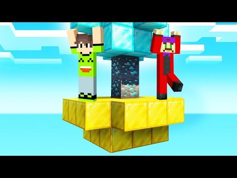 Becoming The *RICHEST* SKYBLOCK In MINECRAFT!