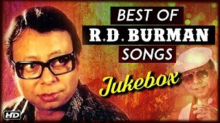 Best of R.D.BURMAN | Hits of R.D.Burman | Evergreen Old Hindi Songs Collection