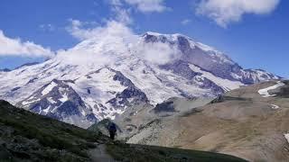 Burroughs Mountain, Mt. Rainier, Summer '18