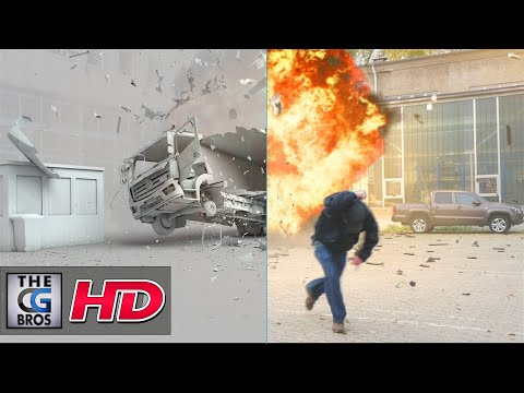 "CGI & VFX Breakdowns: ""Parked Cars Are Boring"" - by Michael Seidel"