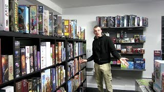 SWORD & BOARD, EXETER | Board Game Shop Tour