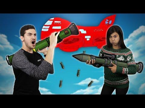 הדרך המושלמת לפוצץ מטוס ?!