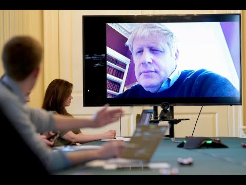Coronavirus: Boris Johnson hospitalisé, la Reine Elizabeth II parle aux britanniques