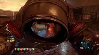 Black Ops 3 Moon Easter Egg Ps4 Ending + Area 51 After Rocket
