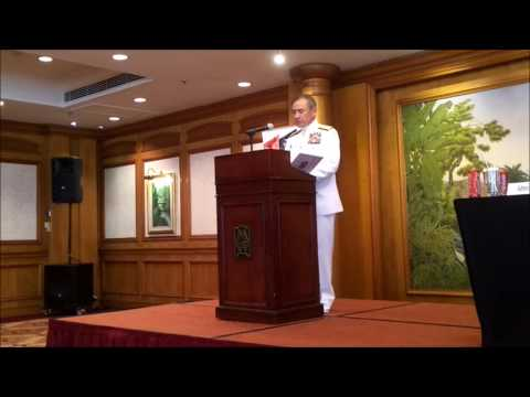 USINDO Jakarta - AmCham Indonesia Special Open Forum ft. US PACOM Commander - Aug 7, 2017