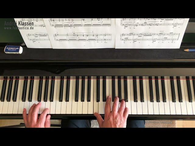 Für Elise - Andrej Klassen - Piano Masterclass Teil 3