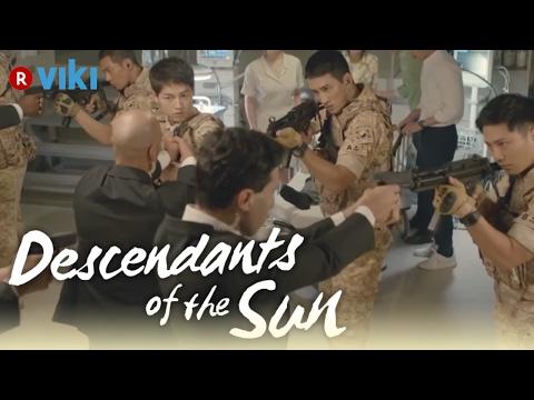 Descendants of the Sun - EP4   Gun...