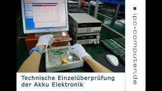 Qualitäts Replacement Akkus von IPC-Computer