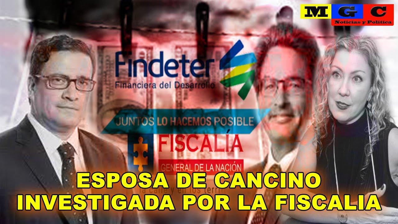 BIENES DE ESPOSA  IVAN CANCINO INVESTIGADOS POR LA FISCAL¡A