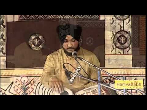 S. Gurjinder Singh (Tabla) - The 133rd Harivallabh 2008