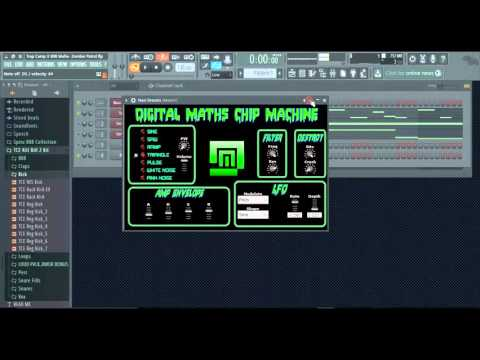 Free Download Friday: DM's Chip Machine VST Synth