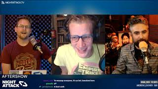 Night Attack #194: Aftershow