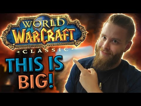 AMAZING! Classic WoW Is ALREADY Changing The Future For World Of Warcraft And Gaming!