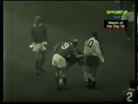 (16th October 1965) Match Of The Day - Tottenham Hotspur v Manchester United