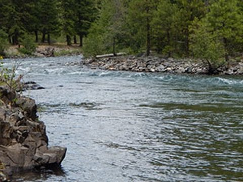 S4E2 Washington State Gold Mining - Prospecting the Naches River with Pete