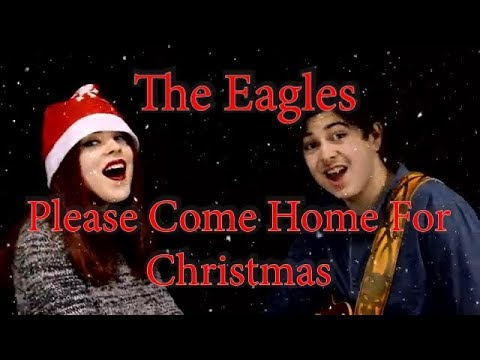 Please Come Home For Christmas - The Eagles; Cover by Andrei Cerbu & Andreea Munteanu