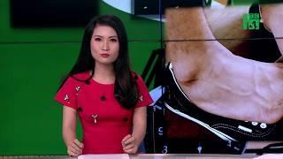 VTC14 | Trung Quốc: tên trộm bị tóm gọn vì chân nặng mùi