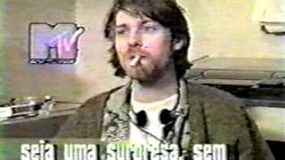 Nirvana - Mtv Brazil, 1993 Kurt Cobain Rio Interview (rare) Full Interview