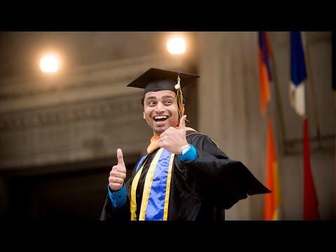 Regalia 101 for masters degree candidates