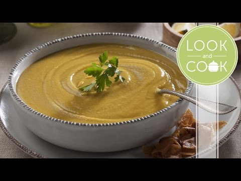 Shorbat Adas Recipe - Look and Cook step by step recipes | How to make Shorbat Adas Recipe